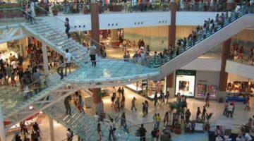 1 de agosto - shopping
