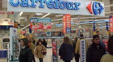 26 de agosto - Carrefour