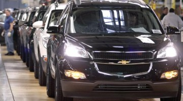GM Plant Readies For Third Shift As U.S. Sales Increase In February