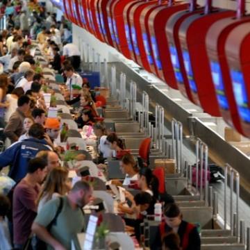 8 de agosto - Aeroportos