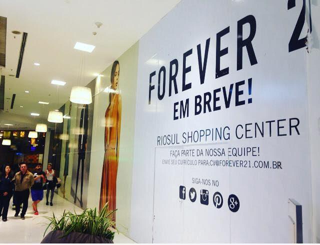 3cc56f20421 Forever 21 chega em shopping de Salvador ainda este ano - Newtrade