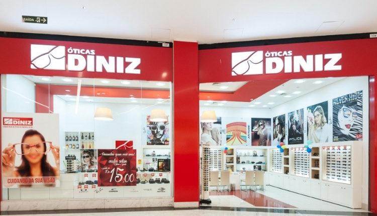 Óticas Diniz seguem em expansão no interior paulista - Newtrade 0ff8302bdc