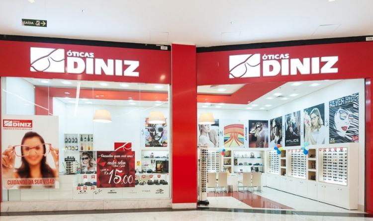 Óticas Diniz seguem em expansão no interior paulista - Newtrade bf97ec360f