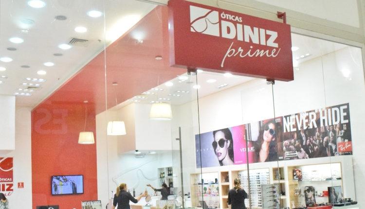 Óticas Diniz inauguram 1ª loja conceito em Goiânia - Newtrade e25c3e9869