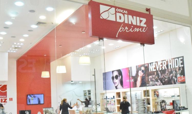 ec4b5047d9dd7 Óticas Diniz inauguram 1ª loja conceito em Goiânia - Newtrade