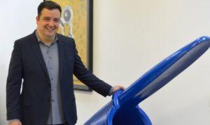 Luciano Figueiredo, diretor da BIC