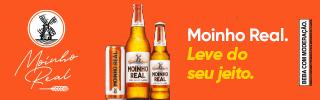 Cerveja Moinho Real – Mobile